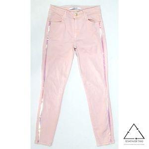 J Brand Alana High Rise Crop Jean Vintage Lulled